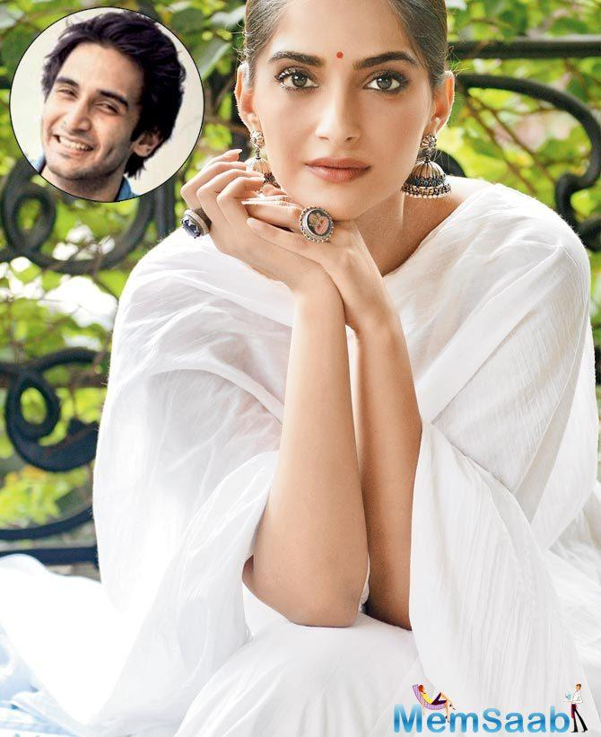 Sonam has been approached for Vidhu Vinod Chopra's sister Shelly Chopra's directorial debut.