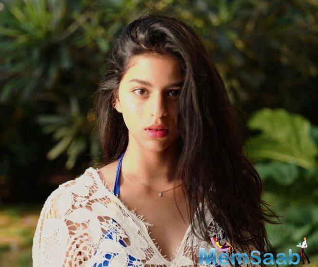 Shah Rukh Khan and Gauri Khan's daughter, Suhana Khan is undoubtedly one of the most talked about celebrity kids in town.