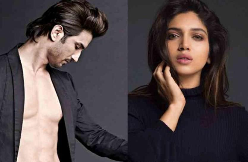 """Bhumi, who is known for doing some stellar performances, expressed his happiness and said, """"It is a fantastic script. I am very excited to play this character. It is a challenging script and film."""""""