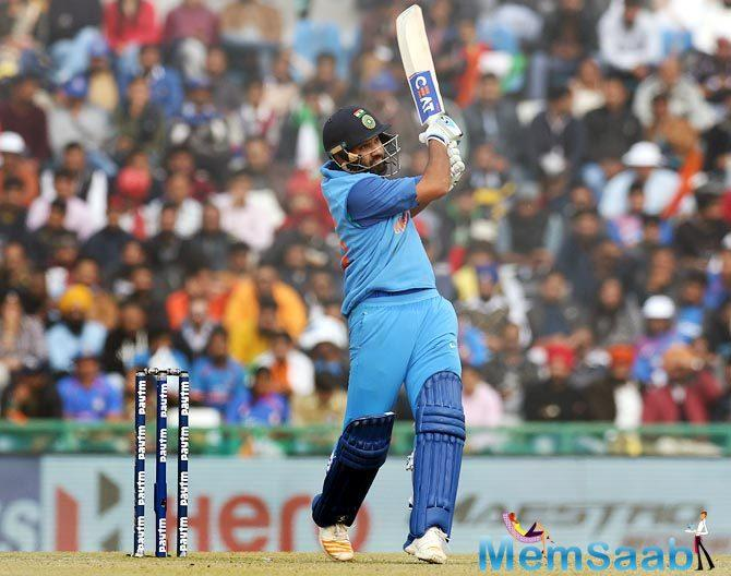 They didn't because the day Rohit Sharma hits – it stays hit. Clichéd but holds true for the 30-year-old.