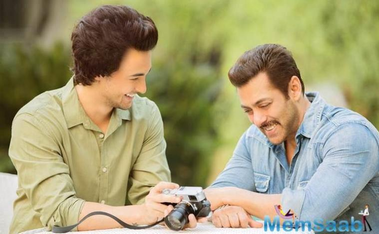Salman Khan made it official a while ago that he would launch his brother-in-law Aayush Sharma in Bollywood.
