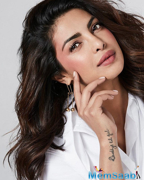 The Baywatch actress was asked about her take on a woman being encouraged to slap a man eve-teasing her and it is a crime if a man slapped a woman.