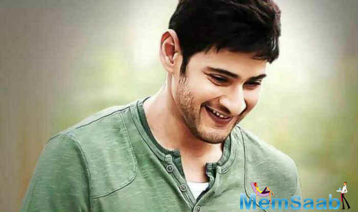 The song will act as the introduction track of Mahesh's character in the movie.