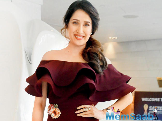 Sagarika Ghatge, popularly known for her role in the film Chak De! India, featured in Naseeruddin Shah-starring drama Irada, which released in 2017.