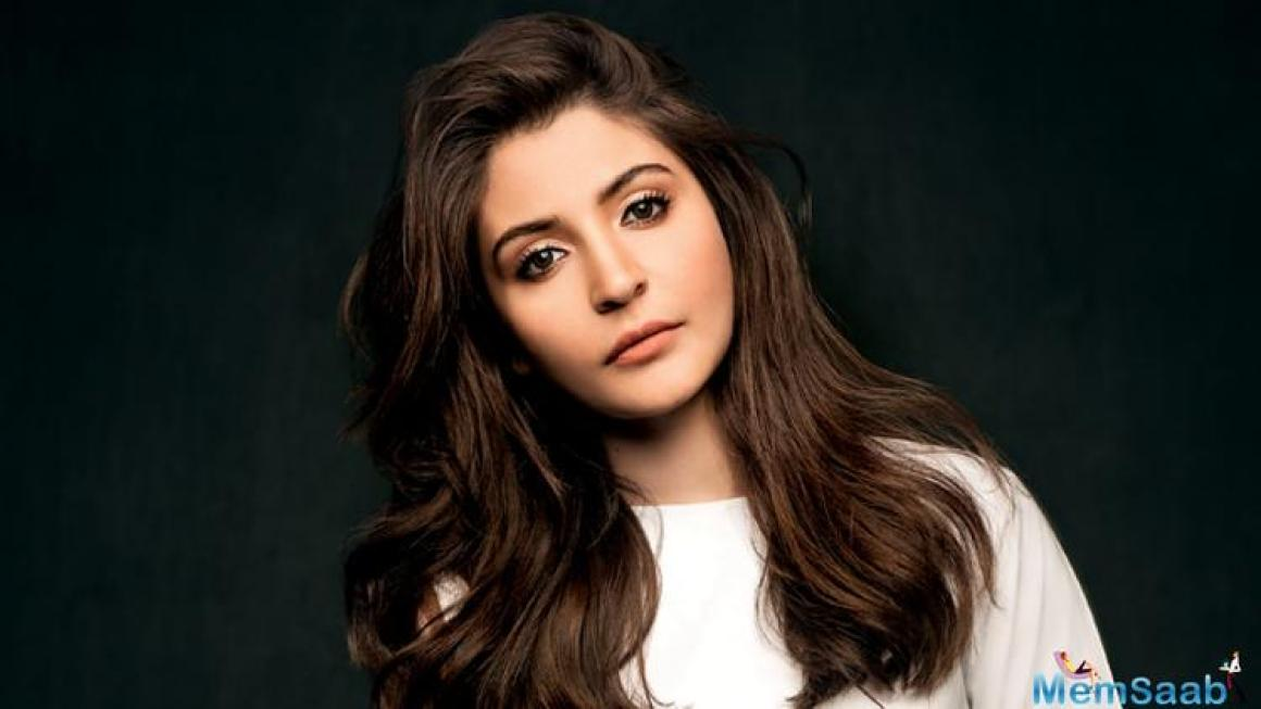 Anushka is seen in an all different avatar, donning a retro look with short curly hair. The actress plays a pivotal role in the film helping the story to unravel.