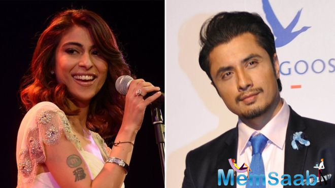 In April, the actor took to Twitter to accuse Zafar of physically harassing her on