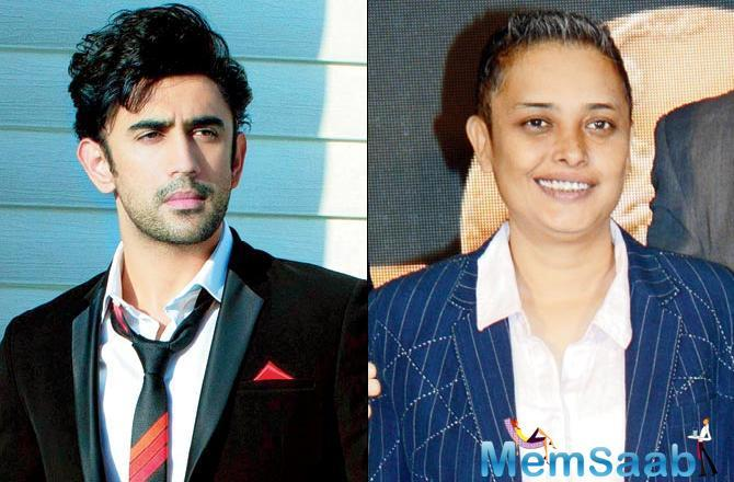 Slipping into the role of a hockey player in the film, which also features Akshay Kumar, Sadh had reportedly been training with national hockey player and gold medallist Yuvraj Walmiki.