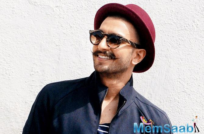In his eight-year-old career, Ranveer Singh has played a lazy lad-turned-wedding planner, a charming thief, a Gujarati Romeo, a Maratha warrior and most recently a vile Sultan.