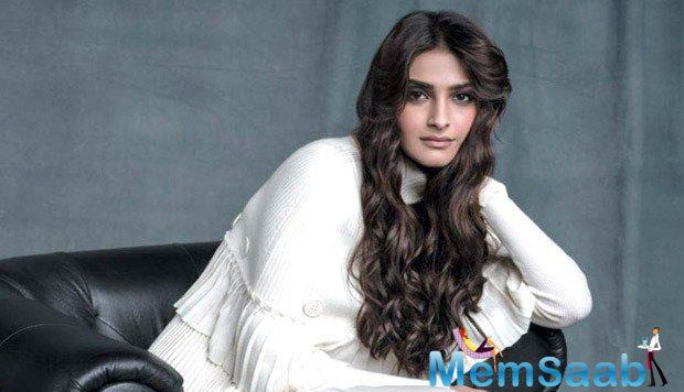 Sonam has also started her reading sessions with co-star Dulquer Salmaan and also met with sports journalists who have been covering cricket as part of her prep for the film.