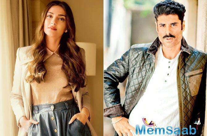 In this film he is playing brother to Sonam Kapoor. Kher tells a source that he is happy to be given the opportunity to give a go at a role starkly distinct from his other ventures.