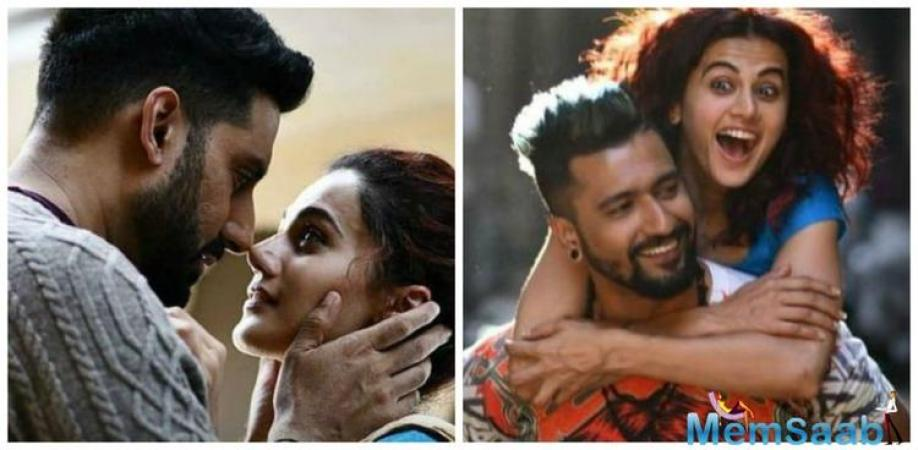 Manmarziyaan trailer will cast a spell on you with its whacky love triangle.
