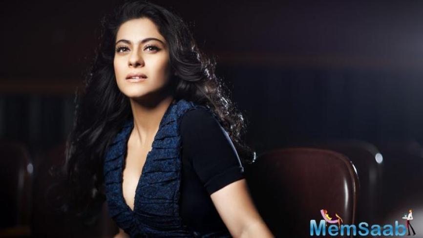 "Kajol says, ""He has just recently joined Instagram so that was a shocker. He has a great sense of humor and it's evident at any given day and time. You don't get that older judgmental feel from him or  his films."""