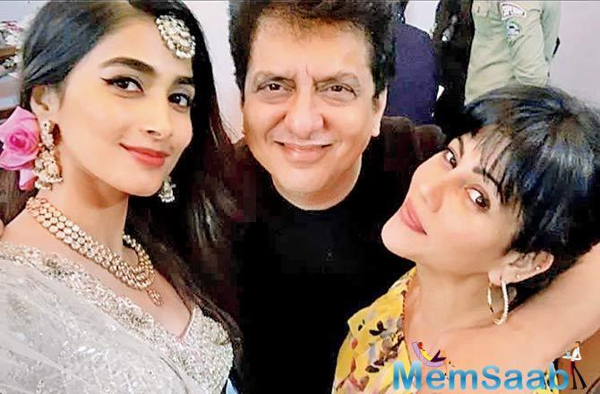 Housefull 4 has been dogged by controversy. In October, filmmaker Sajid Khan stepped down as its director after he was accused of several sexual harassment incidents.