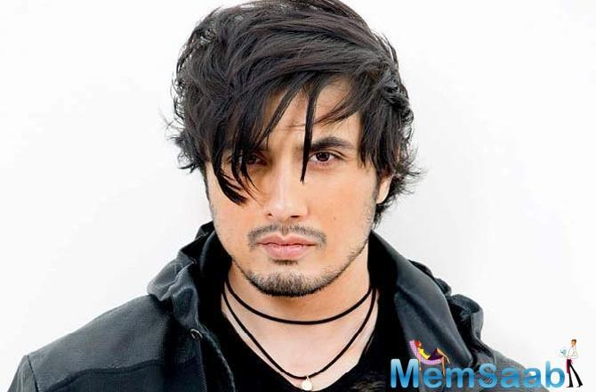 While India continues to maintain a distance from Pakistani films, actor Ali Zafar is grateful that his latest offering, Teefa In Trouble, has released on Netflix India over the weekend.