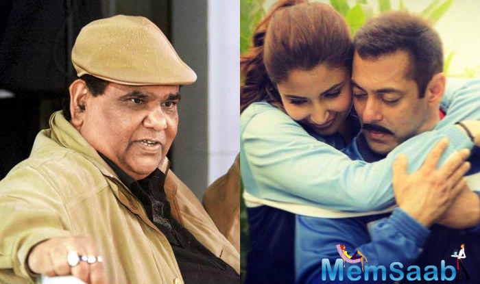 Satish began shooting the film earlier this year and now the film is complete. Sources inform that Salman Khan may be backing the film for Satish.