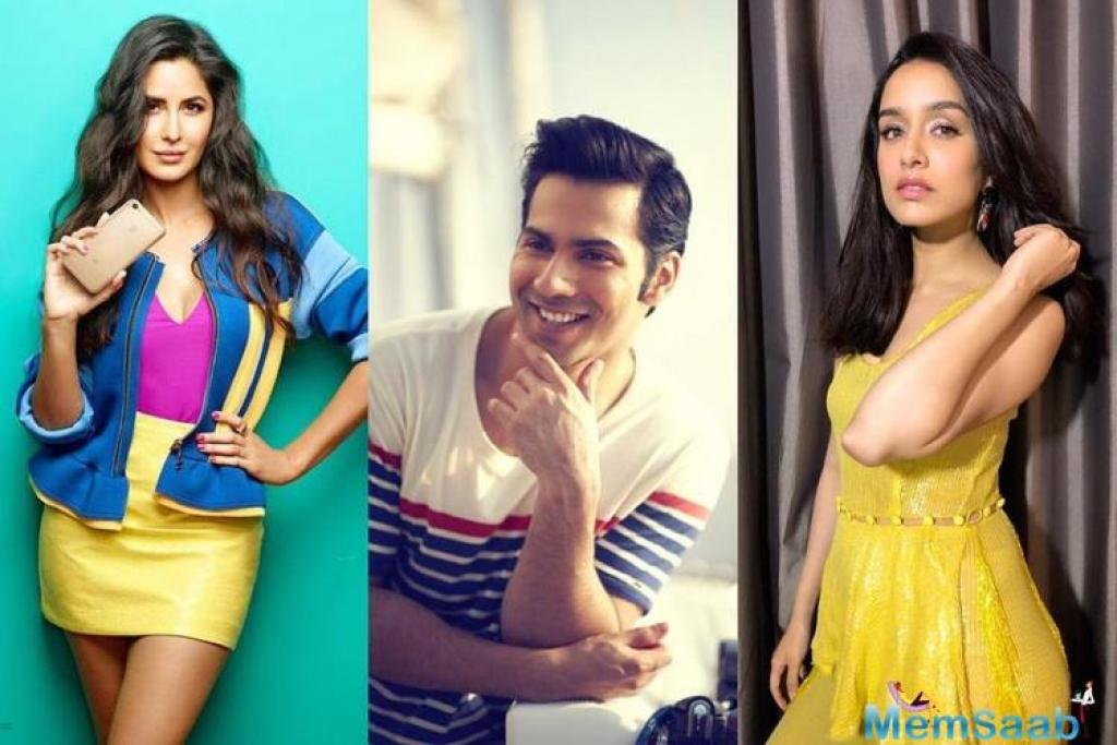 Varun Dhawan has confirmed that Shraddha Kapoor will replace Katrina Kaif in the upcoming third installment of the ABCD series, after Katrina opted out of the project.