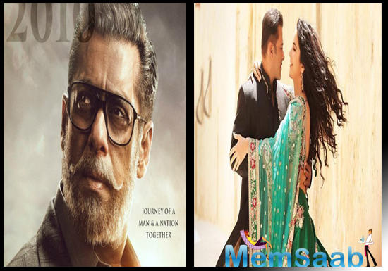 Salman Khan has surprised his fans once again after releasing the third poster of the much-awaited film Bharat.