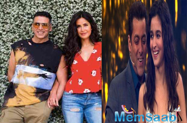 Last month. filmmaker Karan Johar announced the release date of Akshay Kumar starrer 'Bharat'. He revealed that the film is going to hit the silver screens on Eid 2020.