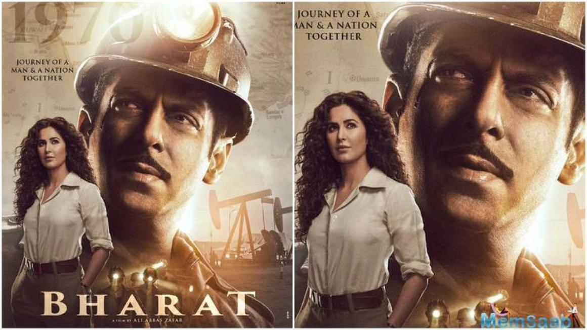 The director and his leading stars – Salman and Katrina, sat down for a chat on social media and answered some questions from fans.