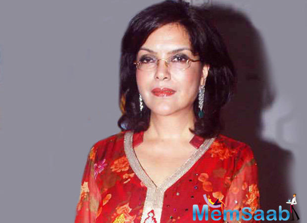 Interestingly, many years ago, Ashutosh had worked with Zeenat Aman as an actor in Anant Balani's 1989 mystery film – Gawaahi. The talented actress will begin shooting for Panipat by the end of this week.