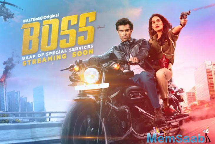 In the series Karan Singh Grover plays a mysterious con artist named Keshav Pandit, while Sagarika Ghatge essays the role of an ACP named, Sakshi Rawat.