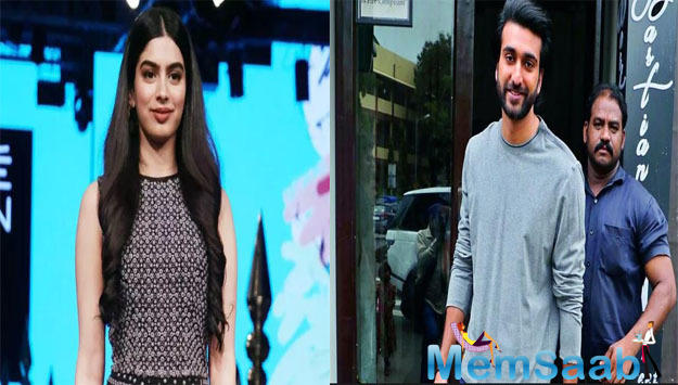 There have been reports floating in the media that Meezaan Jaffrey and Khushi Kapoor were supposed to do a film together. However, Meezaan, who made this debut with Malaal, clarifies there is no truth to this.