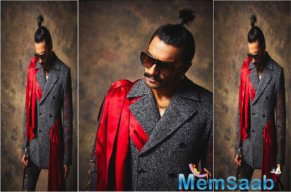Ranveer Singh has won everyone's heart with his stellar acting performances in his different films.