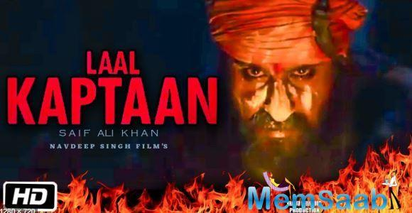 After keeping the audience waiting for a long time now, the makers of Saif Ali Khan starrer have finally unveiled the first part of the trailer of the film.