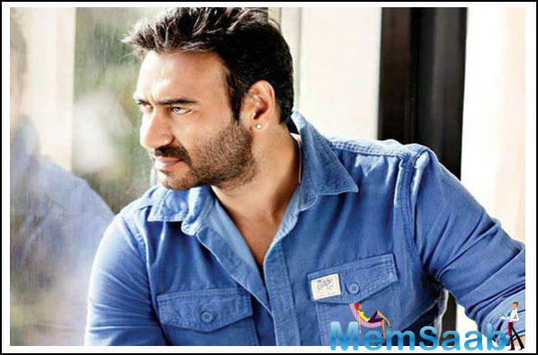 Ajay will also be seen in the biopic 'Maidaan', where he essays football legend Syed Abdul Rahim.