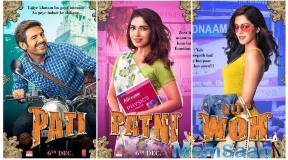 Well, now the makers have revealed all the posters which have pumped our excitement; our eyes are now on their social media handle for the trailer of the film.