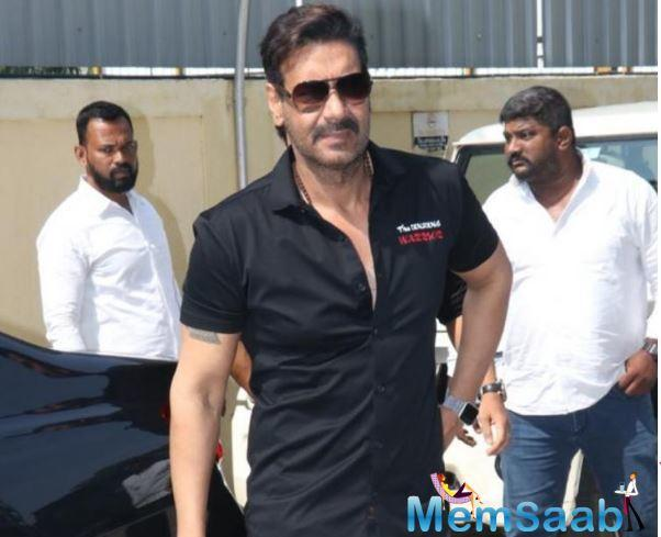 Bitta, who loved Ajay Devgn in the film The Legend of Bhagat Singh, has been a huge fan of the actor and hints that he would like Ajay to play the role.