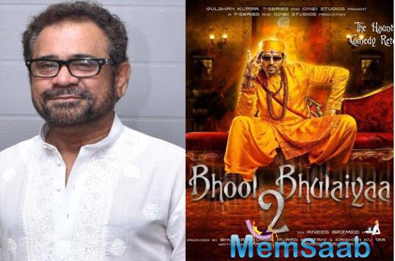 Bhool Bhulaiyaa was directed by Priyadarshan and featured Vidya Balan, Akshay Kumar and Shiney Ahuja in central roles along with Ameesha Patel, Paresh Rawal, Rajpal Yadav and others in important roles.