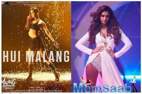 Actress Disha Patani took to her social media and shared the look that is extremely appealing and hot. She posted- Sara is ready to unleash the madness. The question is, are you?! Hui Malang out tomorrow.