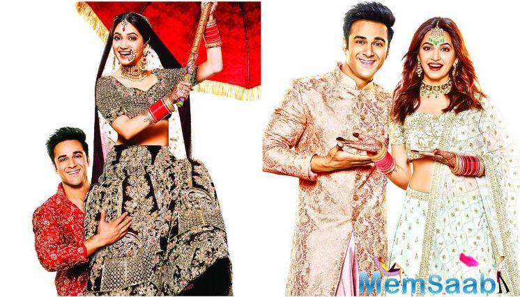 The couple had started working together in the film Pagalpanti and got into a relationship during the making of the film.