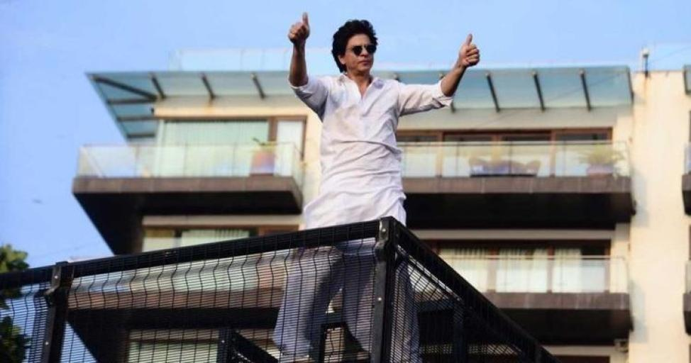 Shah Rukh has been linked in recent months to new films by Rajkumar Hirani