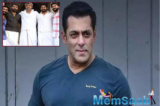 A leading daily says, Salman was offered the film by Farhad Samji and he loved the concept of the film.