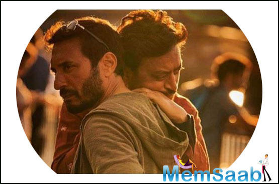In a candid chat with Hindustan Times, Homi Adajania revealed that he only ever wanted to make Angrezi Medium with Irrfan.