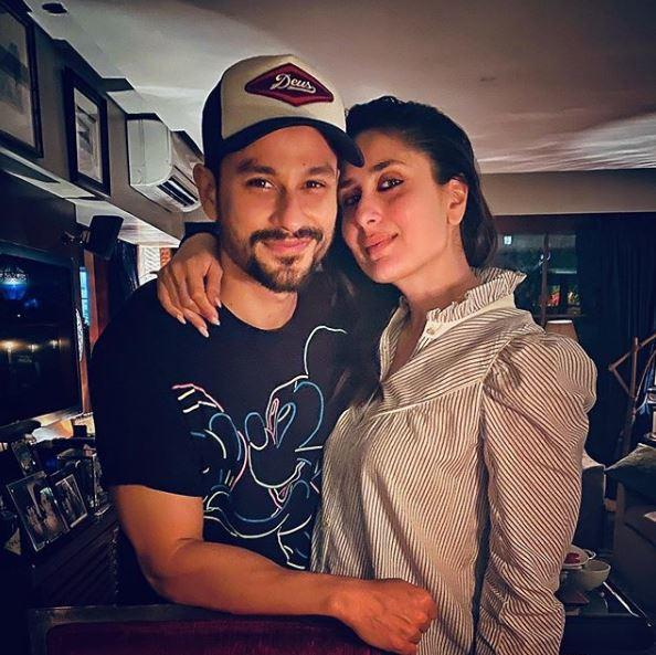 The picture is breaking the internet and fans have showered all the love on Kunal's timeline