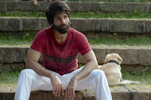 Shahid hosted the Q&A session with fans on Twitter