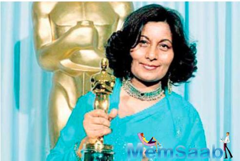 Athaiya, who was born in Kolhapur, began her career as a costume designer in Hindi cinema with Guru Dutt''s 1956 superhit C.I.D.