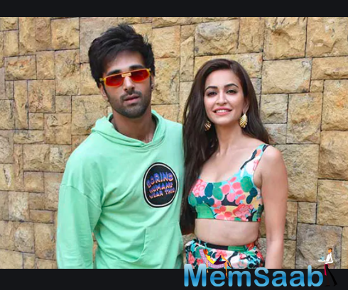 Kriti and Pulkit have worked together in Pagalpanti and Taish last year and this year respectively.