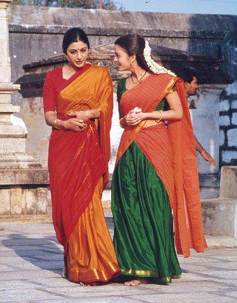 Aishwarya and Tabu In Telugu Film
