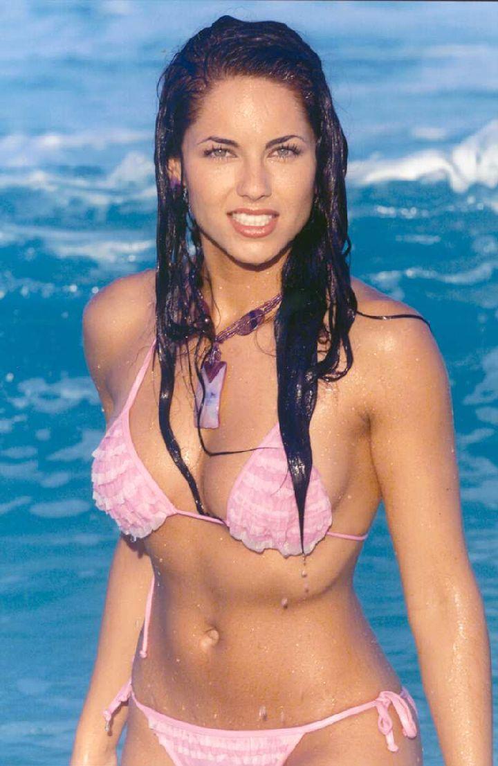 Barbara Mori Shocking Body Pic