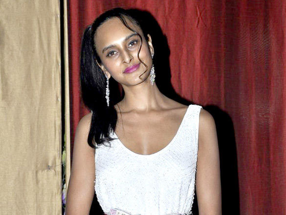 Glam Girl at Manish Malhotra Show for Audi TT Launch