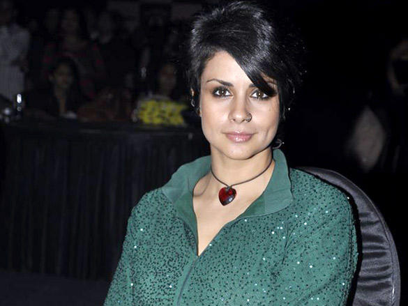 Gul Panag at  Jack Daniels Rock Awards 2012