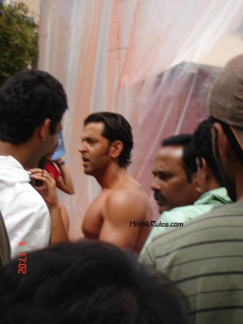 Hrithik Roshan Body Hot Still