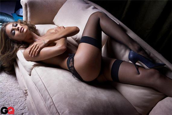 Irina Shayk Latest Spicy Hot Photo Shoot