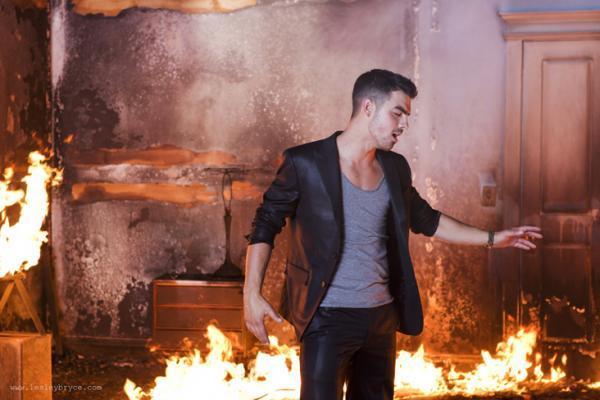 Joe Jonas See No More Fire Still