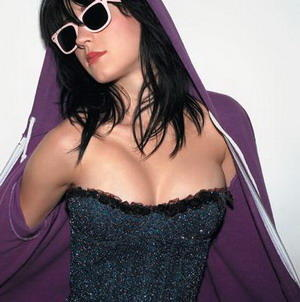 Katy Perry Open Boob Spicy Photo