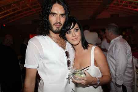 Katy Perry Photo Shoot With Russell